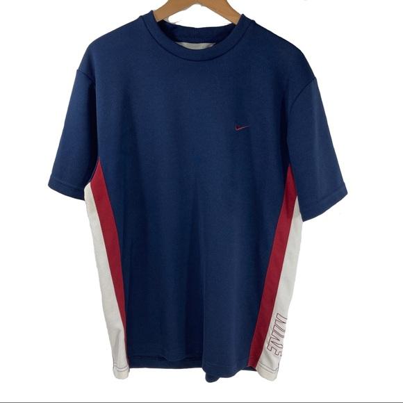 Nike Vintage Mesh Short Sleeve Tee Men's T-Shirt